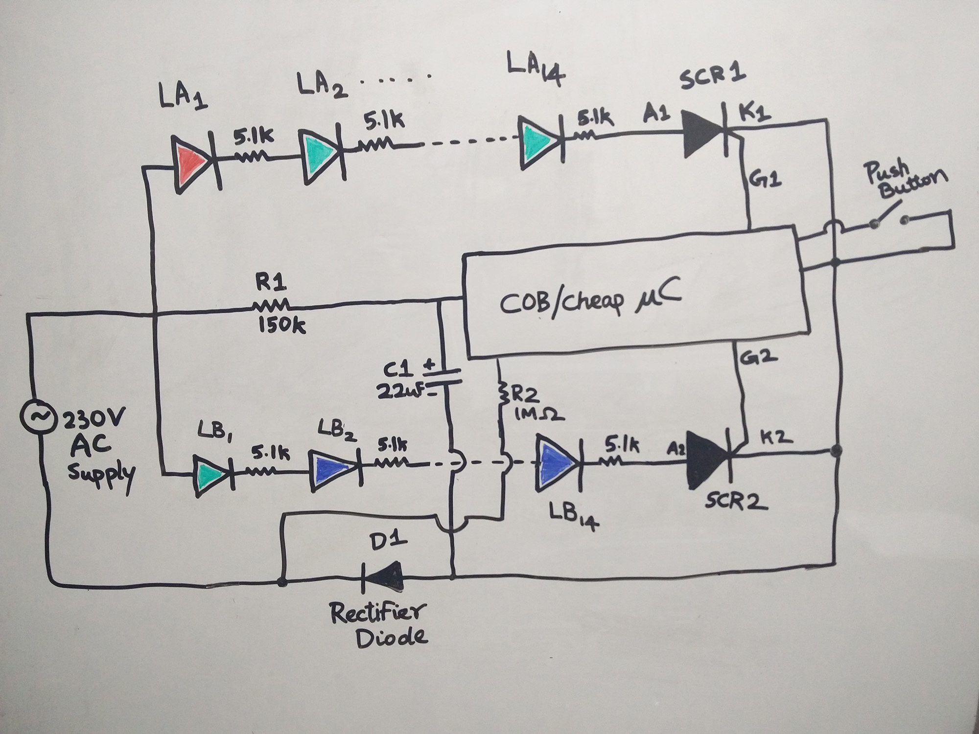 Line Voltage Control Circuit Gas Control Circuits